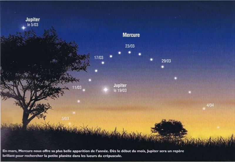 rapprochement Jupiter Mercure 15 mars 2011 Mercur10