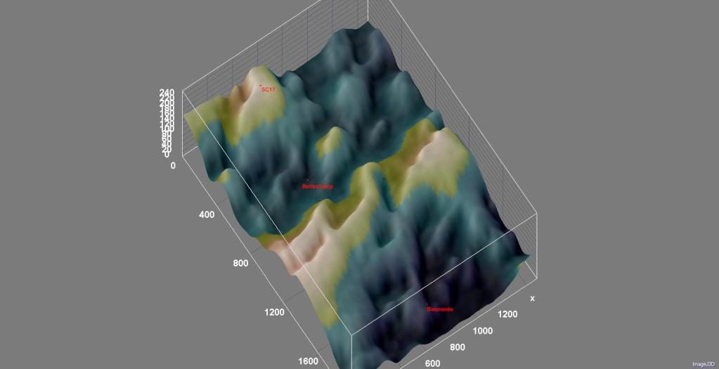 A la Recherche de Spots d'observation Region10