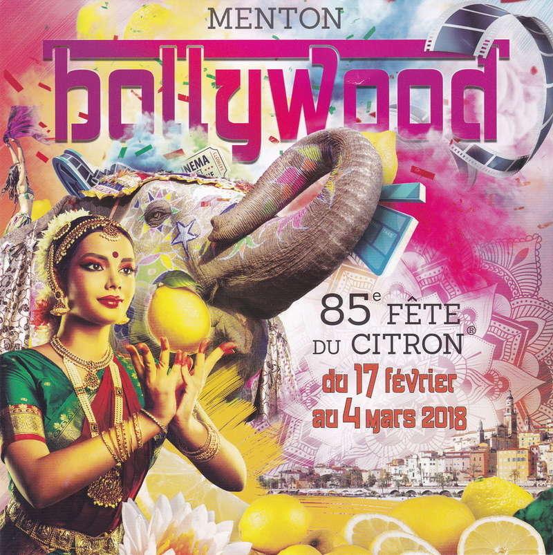 85° Fête du Citron à MENTON (06) 0139