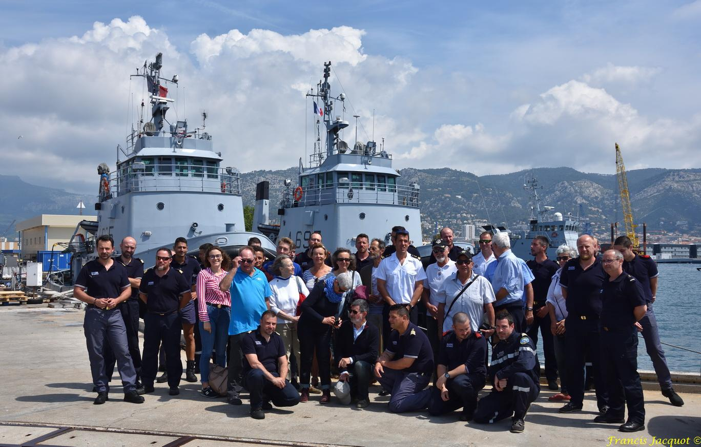 [ Associations anciens Marins ] AMMAC TOULON 4120
