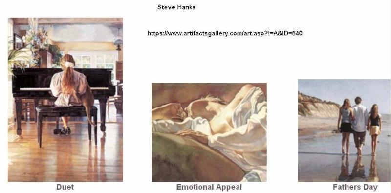 les Aquarelles de Steve Hanks Steve_10
