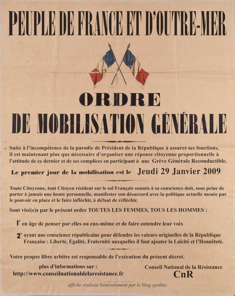 Appel transversal à la mobilisation générale Mobili11