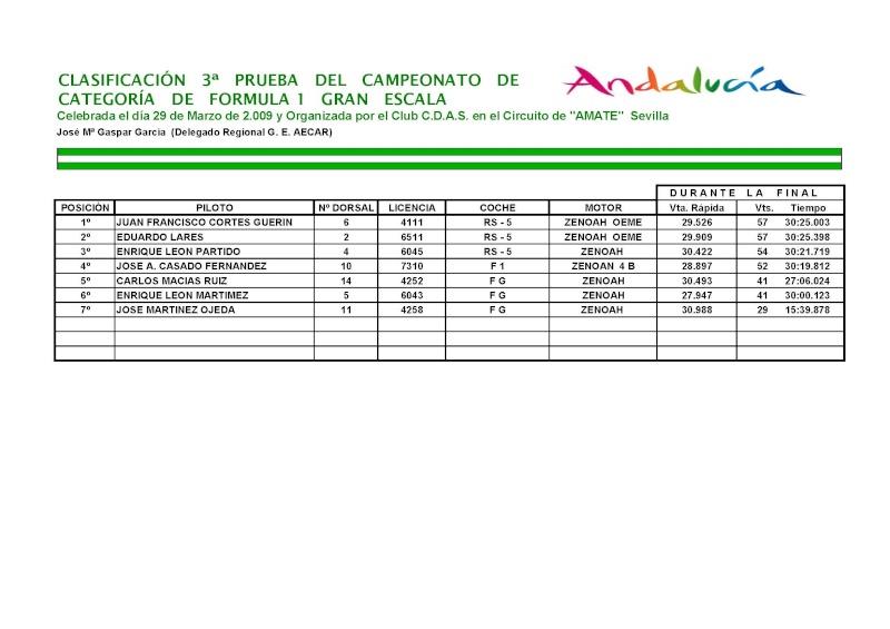 RESULTADOS DE CARRERAS CAMP. ANDALUZ 2.009 Result15
