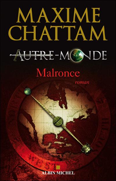 AUTRE-MONDE (Tome 2) MALRONCE de Maxime Chattam Malron10