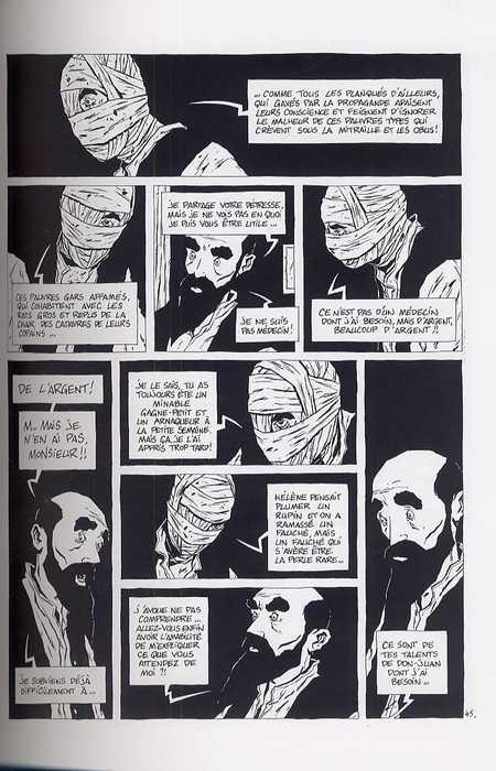 [BD] Chabouté - Page 2 G_522110