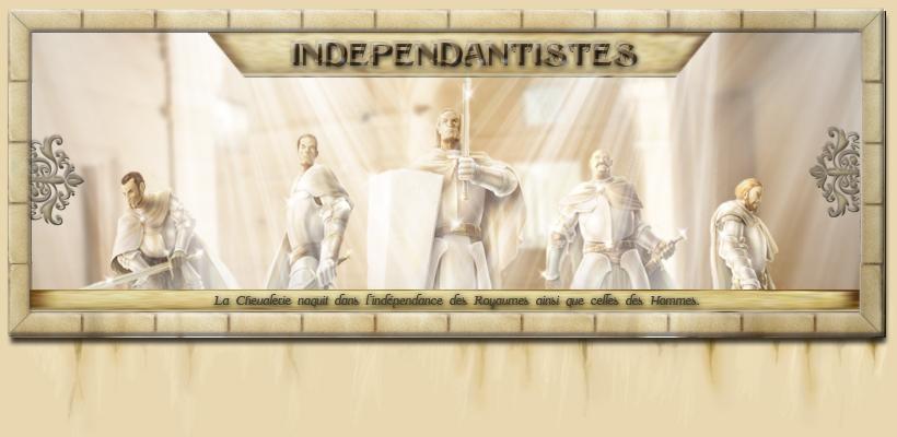 Les Indépendantistes de TerreNoire