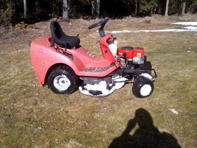 New lawn mower 20754510