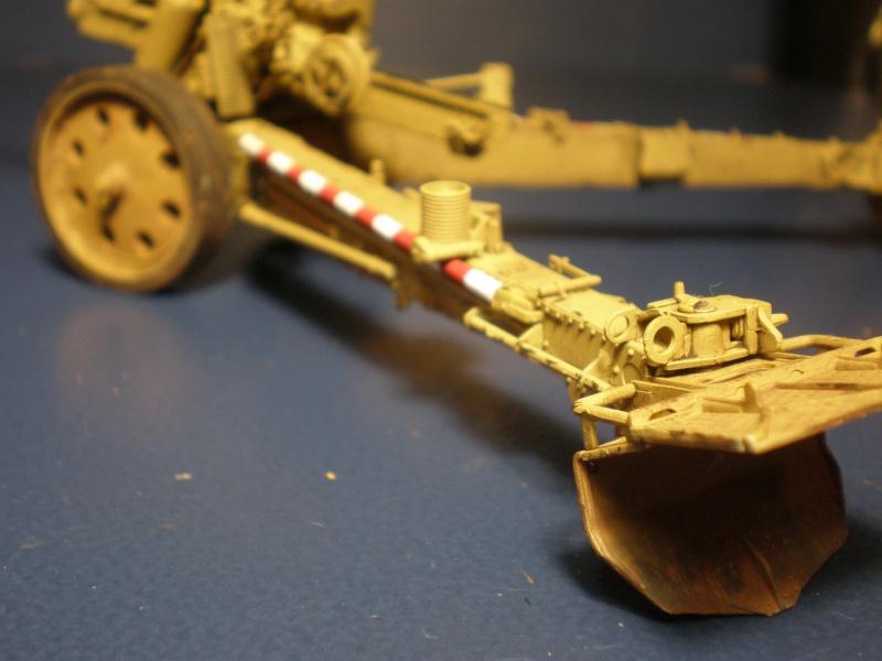 Dragon Sfh 18 howitzer w/Limber TERMINÉ P5090618