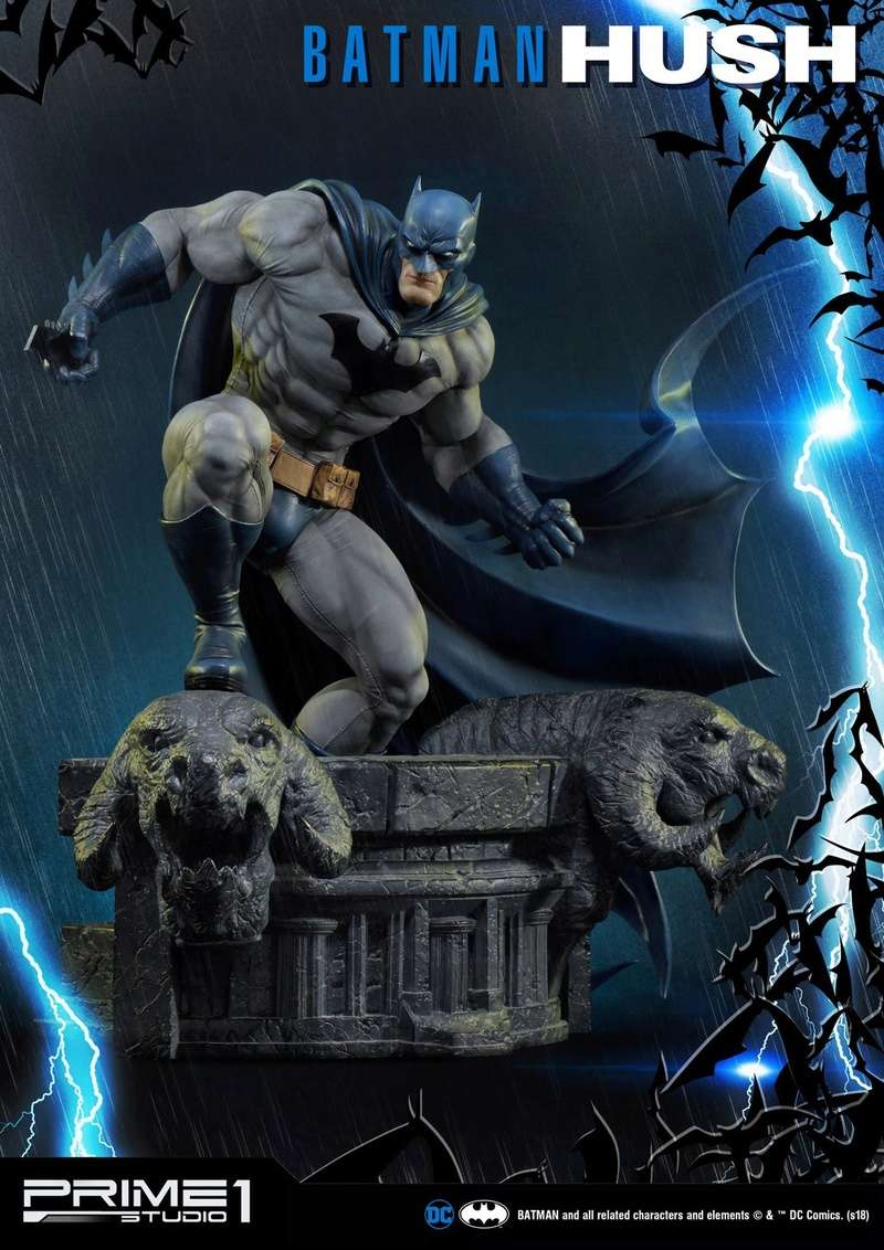DC Comics -  Batman Jim Lee Version 1/3 Statue Img_1614