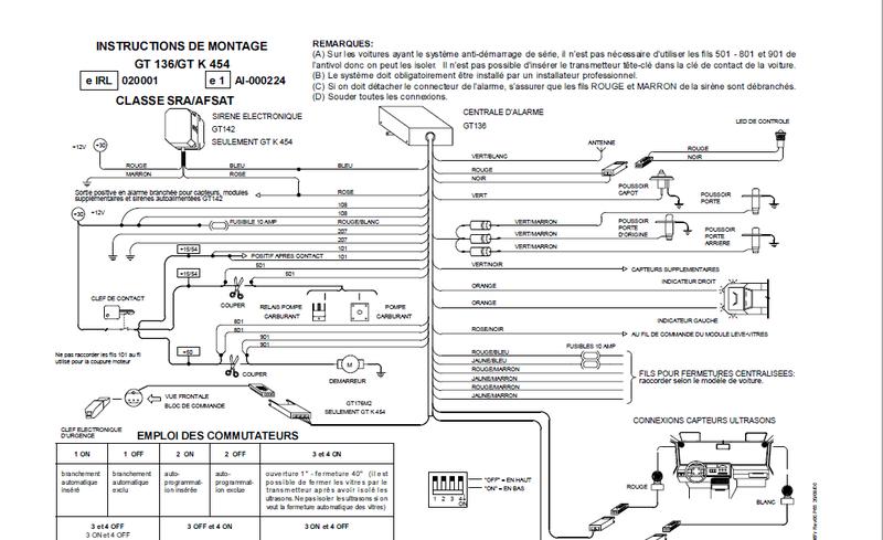 Souçis de démarrage (=> bipper ok, bloc alarme ne répond plus) [RESOLU] Gt136_10