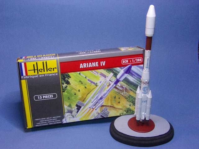 Fusée Ariane IV ( cadet). 100_0910