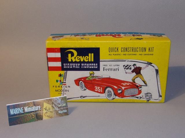 Quelle est votre maquette la plus ancienne? 76524610
