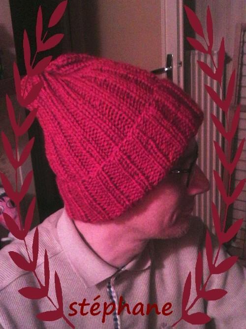 2ème bonnet pour Stéphane Img14312