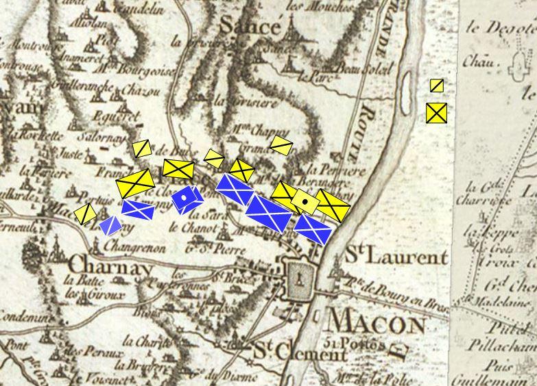 QG du Maréchal AUGEREAU, Duc de Castiglione (Joukov) - Page 21 Macon_13