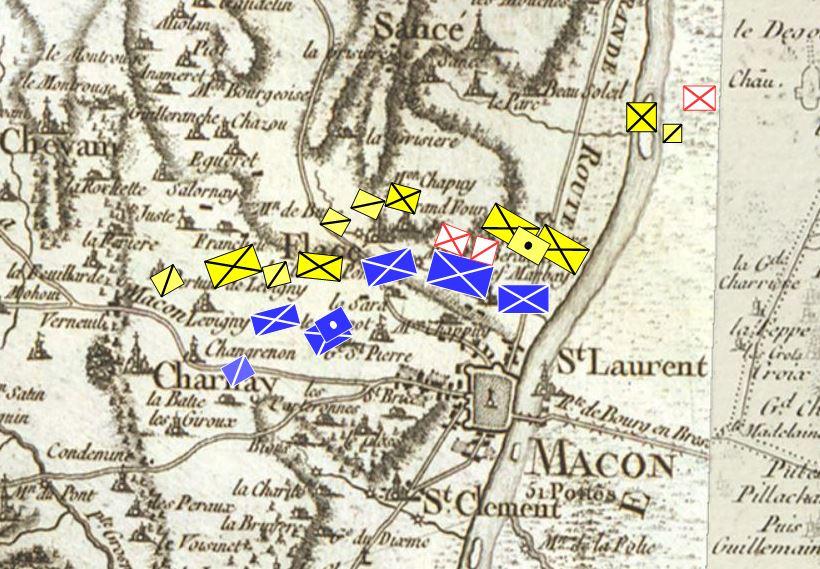 QG du Maréchal AUGEREAU, Duc de Castiglione (Joukov) - Page 21 Macon_14