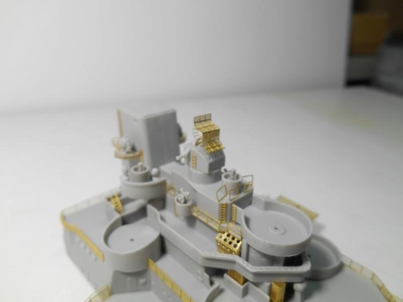 USS Hawaii CB-3 - Hobby Boss - 1/350e  40-haw17