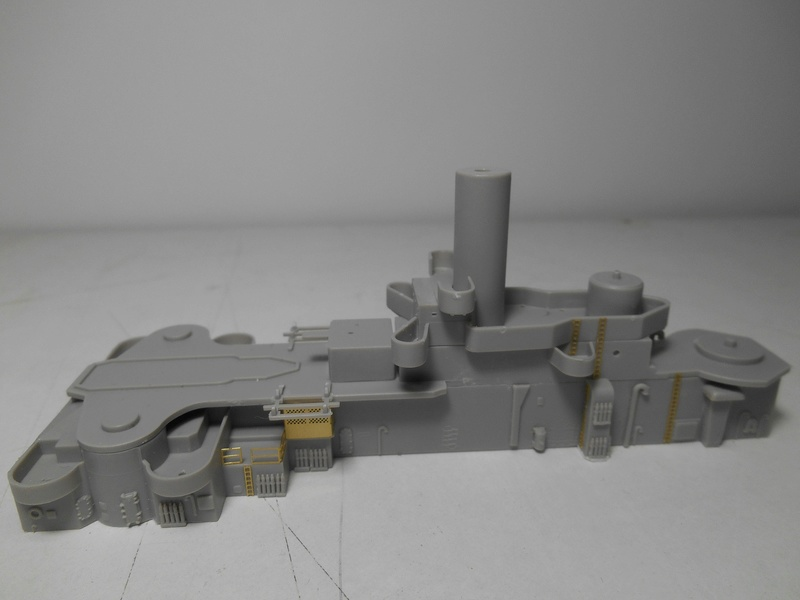 USS Hawaii CB-3 - Hobby Boss - 1/350e  40-haw20