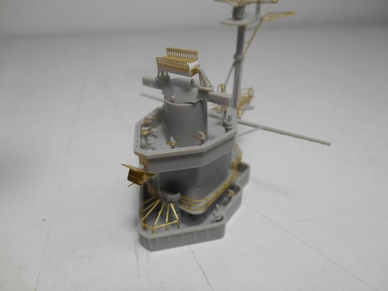 USS Hawaii CB-3 - Hobby Boss - 1/350e  40-haw41