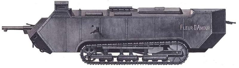 Août 1918 - L'espoir renaît - Saint-Chamond (Takom 1/35e) et figurines HISTOREX 1/32e puis figurines ICM 1/35e Charmo10
