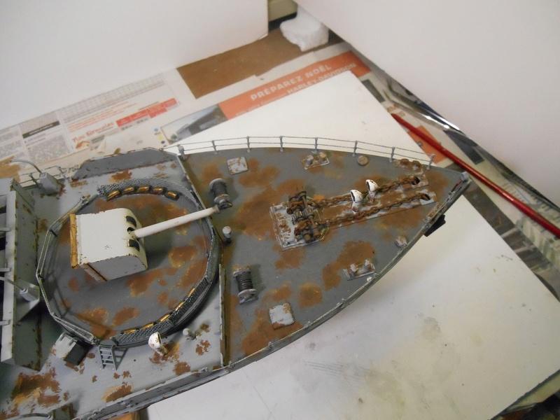 40 ans après... Corvette H.M.S. Bluebell - Class Flower - MATCHBOX - 1/72e - Page 4 Corv-111