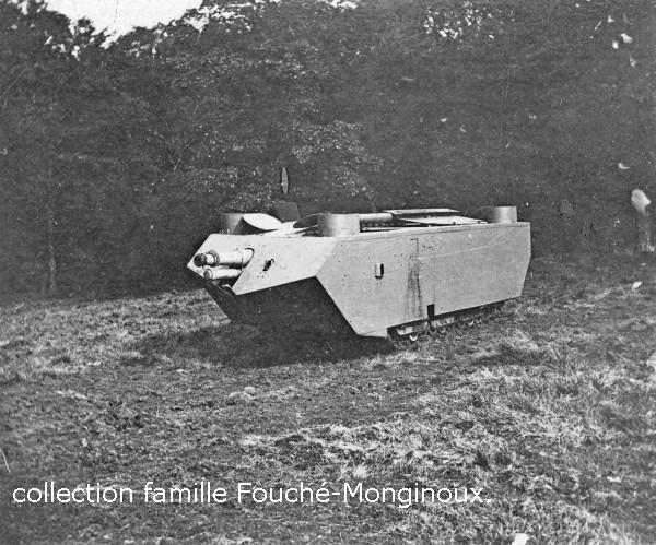Août 1918 - L'espoir renaît - Saint-Chamond (Takom 1/35e) et figurines HISTOREX 1/32e puis figurines ICM 1/35e Fouche10