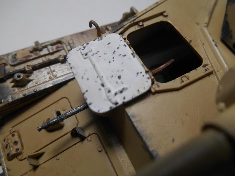 Un moment d'arrêt sur l'inutile... - Panzer IV - Italeri - 1/35e Pziv-r24