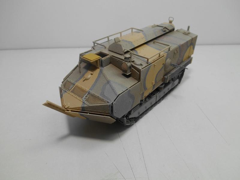Char Schneider CA-1 - Hobby Boss - 1/35e R40-sc11