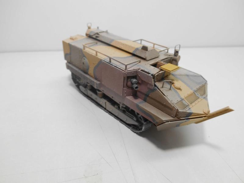 Char Schneider CA-1 - Hobby Boss - 1/35e R40-sc12
