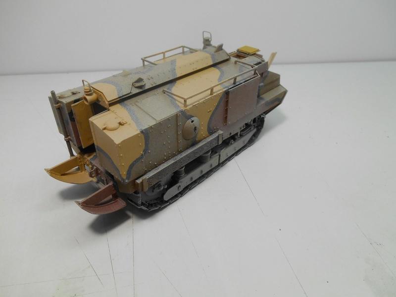 Char Schneider CA-1 - Hobby Boss - 1/35e R40-sc14