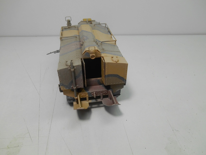 Char Schneider CA-1 - Hobby Boss - 1/35e R40-sc15