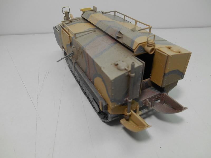 Char Schneider CA-1 - Hobby Boss - 1/35e R40-sc16