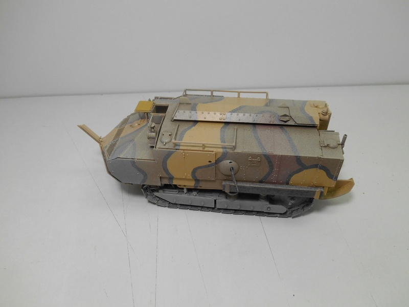 Char Schneider CA-1 - Hobby Boss - 1/35e R40-sc17