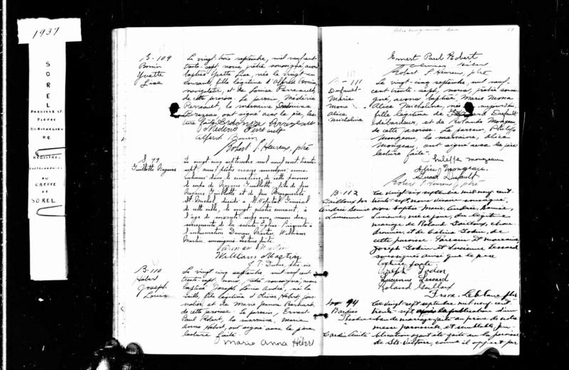 Mariage de William Damase Carleton Martin et Clara Guillot(te) - Page 2 Nazair10