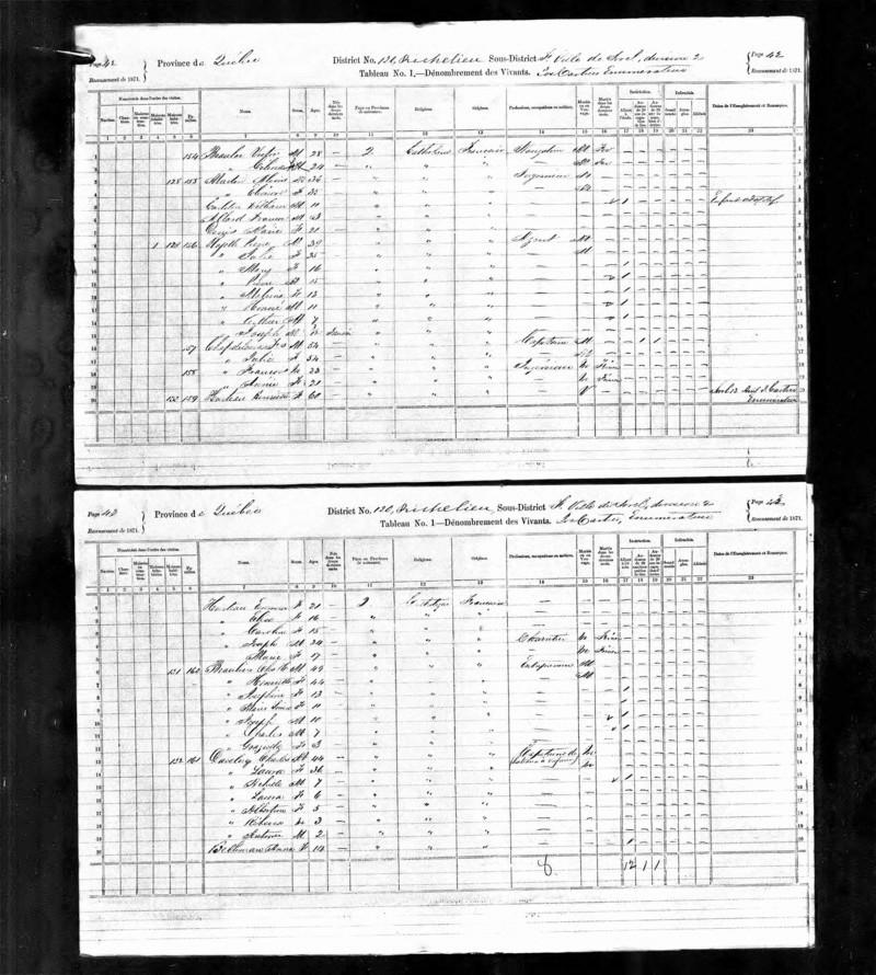 Mariage de William Damase Carleton Martin et Clara Guillot(te) - Page 2 Recens10