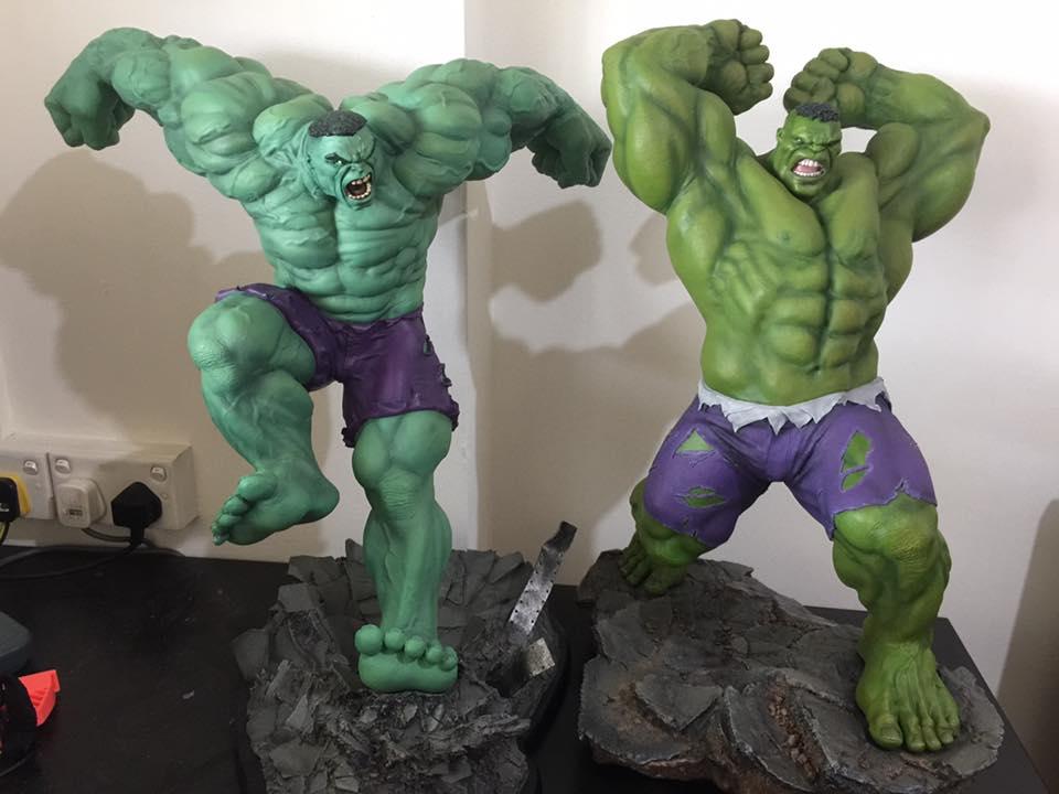 HULK – Avengers Assemble Statue  27750610