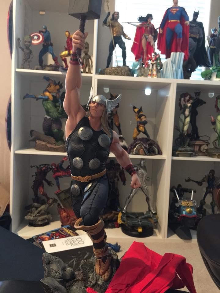 THOR – Avengers Assemble Statue  28277210