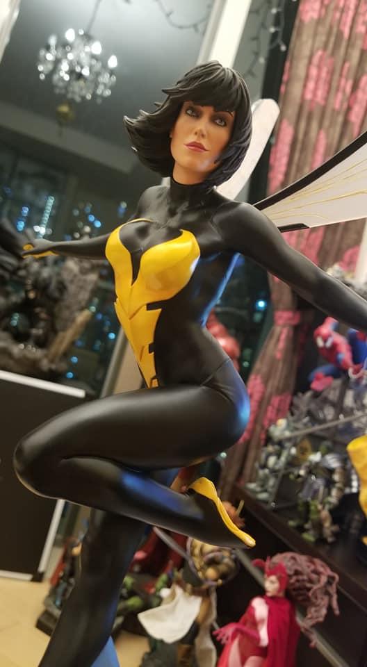 WASP-Avengers assemble statue 32116711