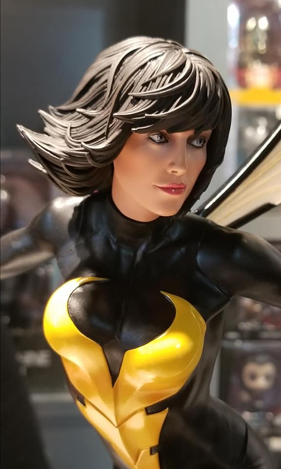 WASP-Avengers assemble statue 32191211
