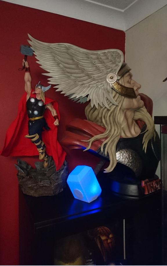THOR – Avengers Assemble Statue  Thor10
