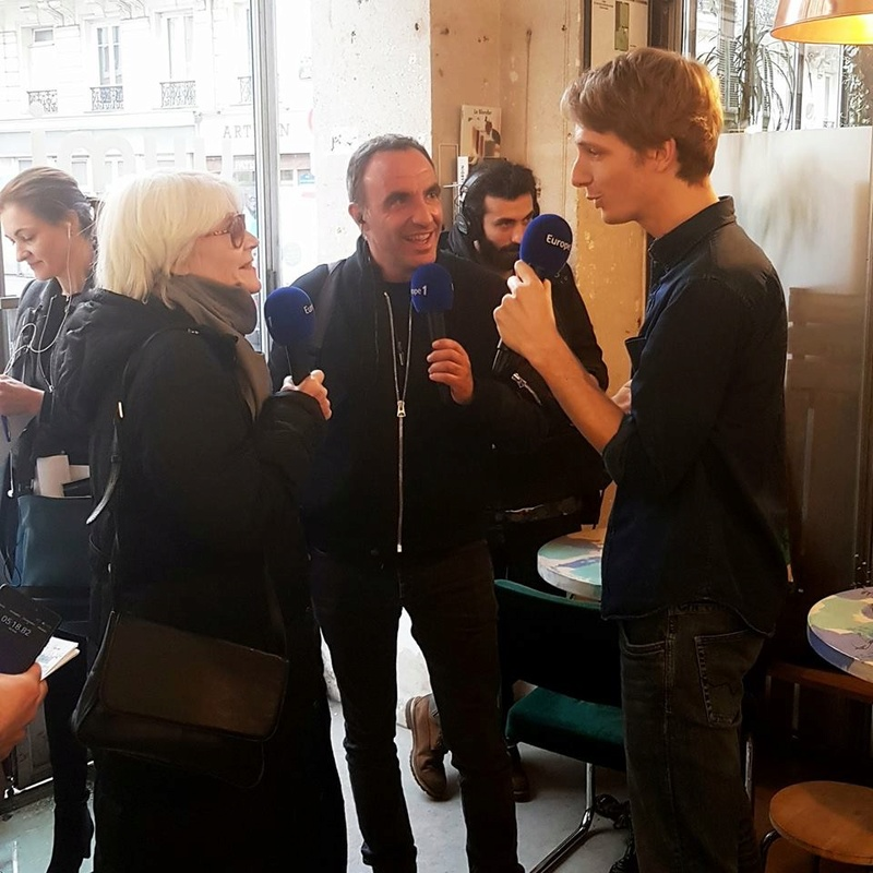 8 avril 2018 - En balade avec Françoise Hardy (Europe 1) 30127110