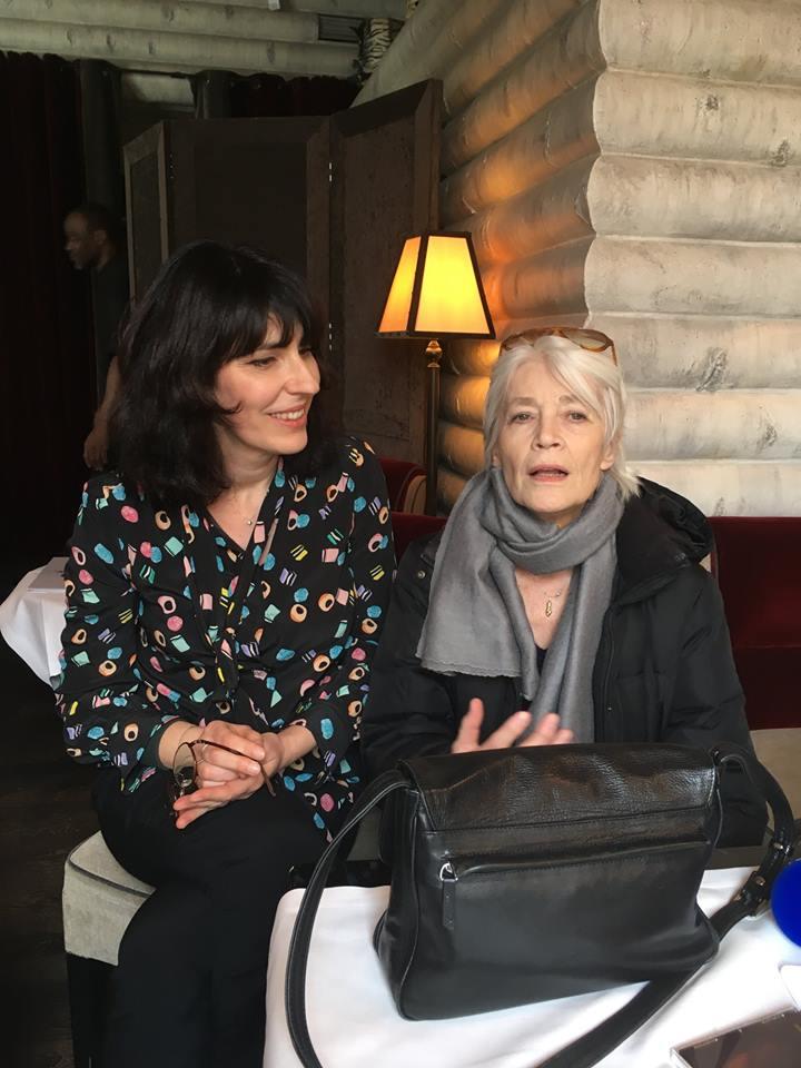 8 avril 2018 - En balade avec Françoise Hardy (Europe 1) 30226810