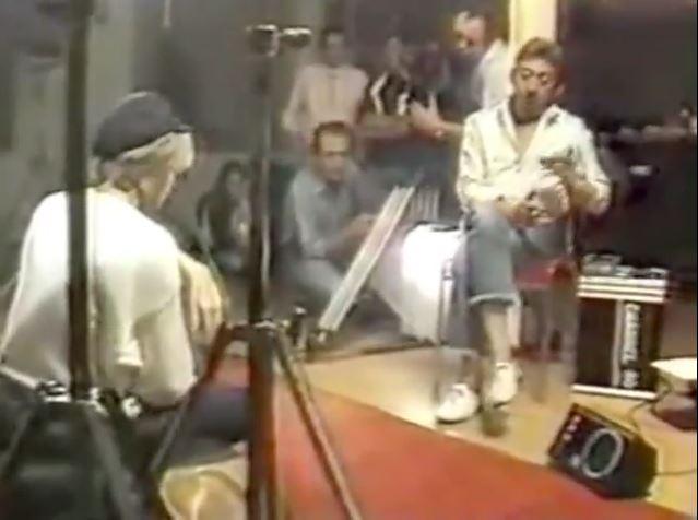 1984 - Branchés musique (émission réalisée  par Henri Legoy) Captur23
