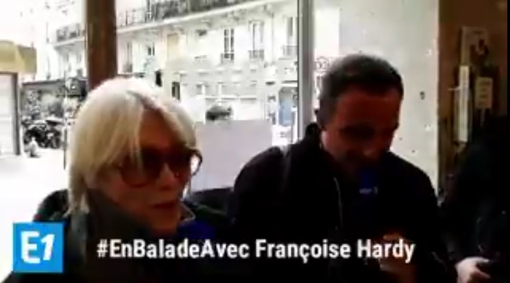 8 avril 2018 - En balade avec Françoise Hardy (Europe 1) Captur40
