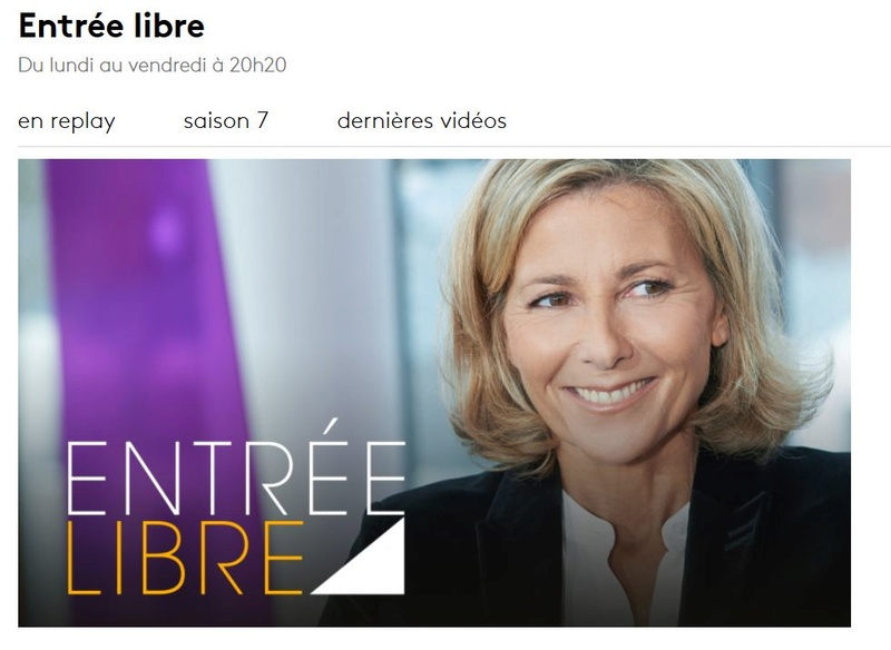 23 avril 2018 - Entrée libre (France 5) Captur49