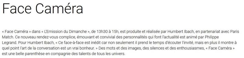 13 mai 2018 - Françoise Hardy dans L'émission du dimanche (France 3) Captur51