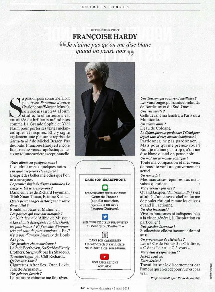 6 avril 2018 - Figaro magazine Figaro10
