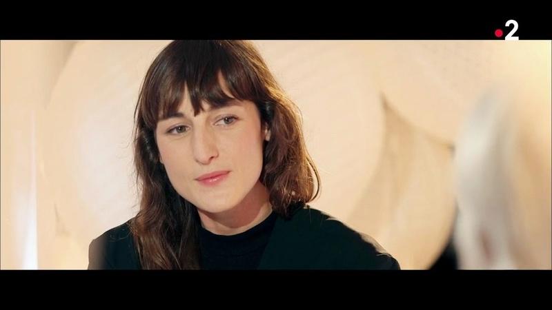 Françoise Hardy marraine de Juliette Armanet aux Victoires de la Musiq Les_vi12