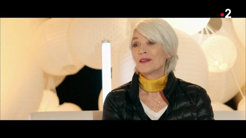 Françoise Hardy marraine de Juliette Armanet aux Victoires de la Musiq Les_vi17