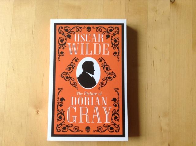 Le Portrait de Dorian Gray, le livre.  Image15