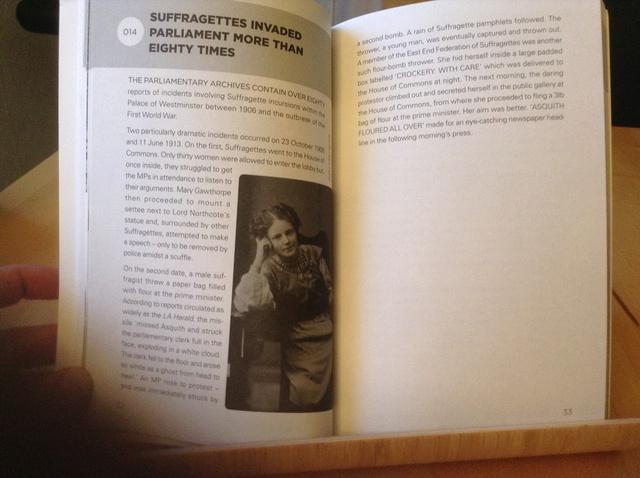 Les suffragettes dans la littérature, à la télévision et au cinéma - Page 2 Image22